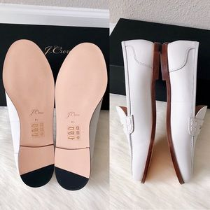 J. Crew Shoes - ✨New J.CREW Ryan Penny Leather Loafers